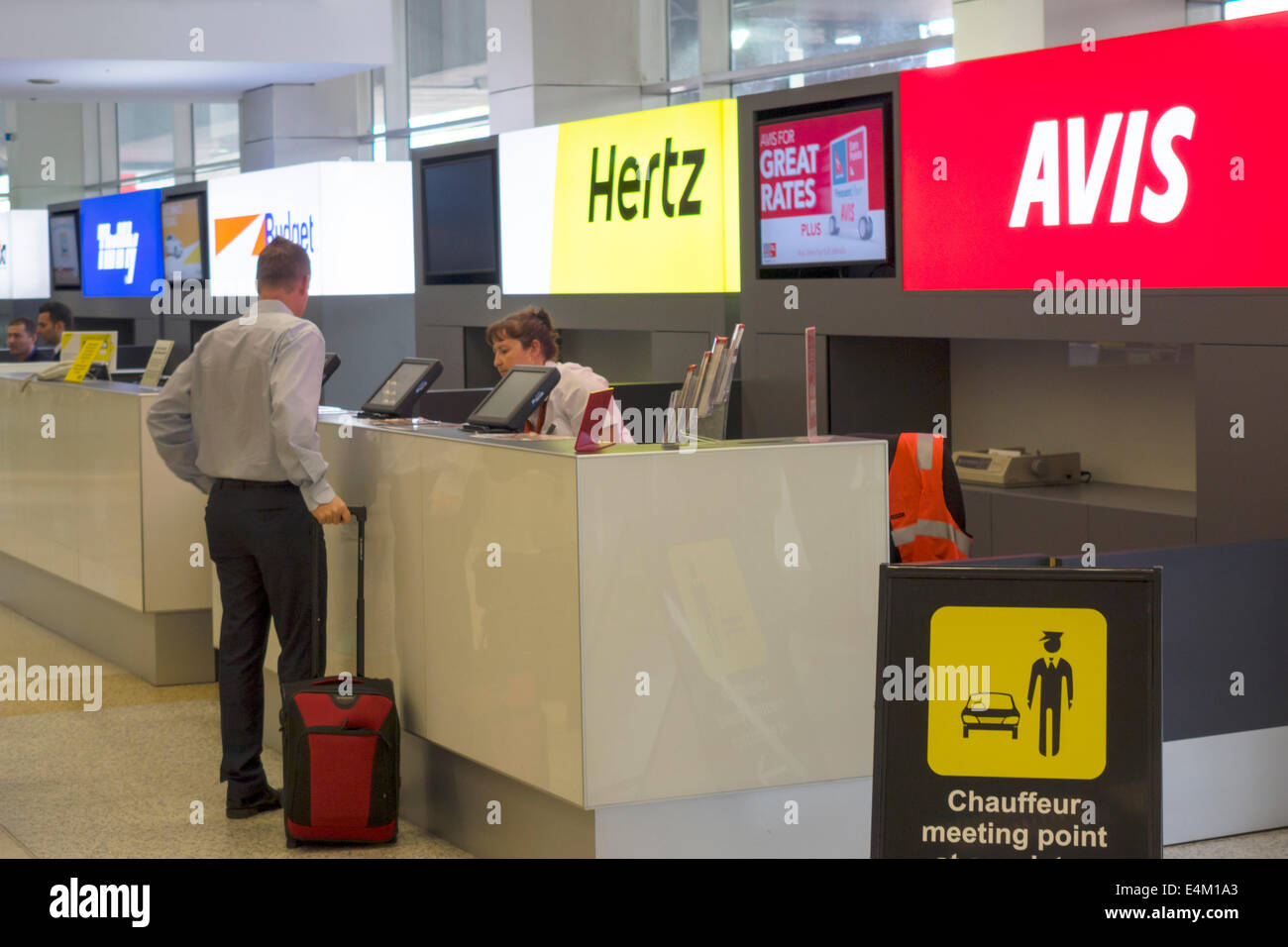 Auto Mieten Halle Hertz Rental Stockfotos And Hertz Rental Bilder Alamy