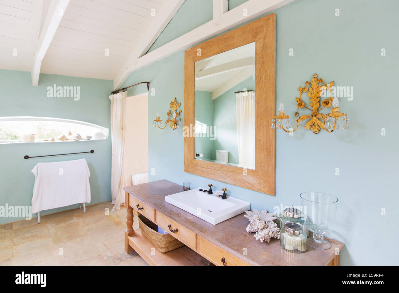 Animal Crossing New Leaf Badezimmer Dusche Stockfotos Dusche Bilder Alamy