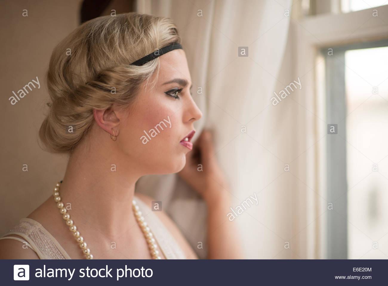 Charleston Frisur Selber Machen Burlesque Kostüm Selber Machen