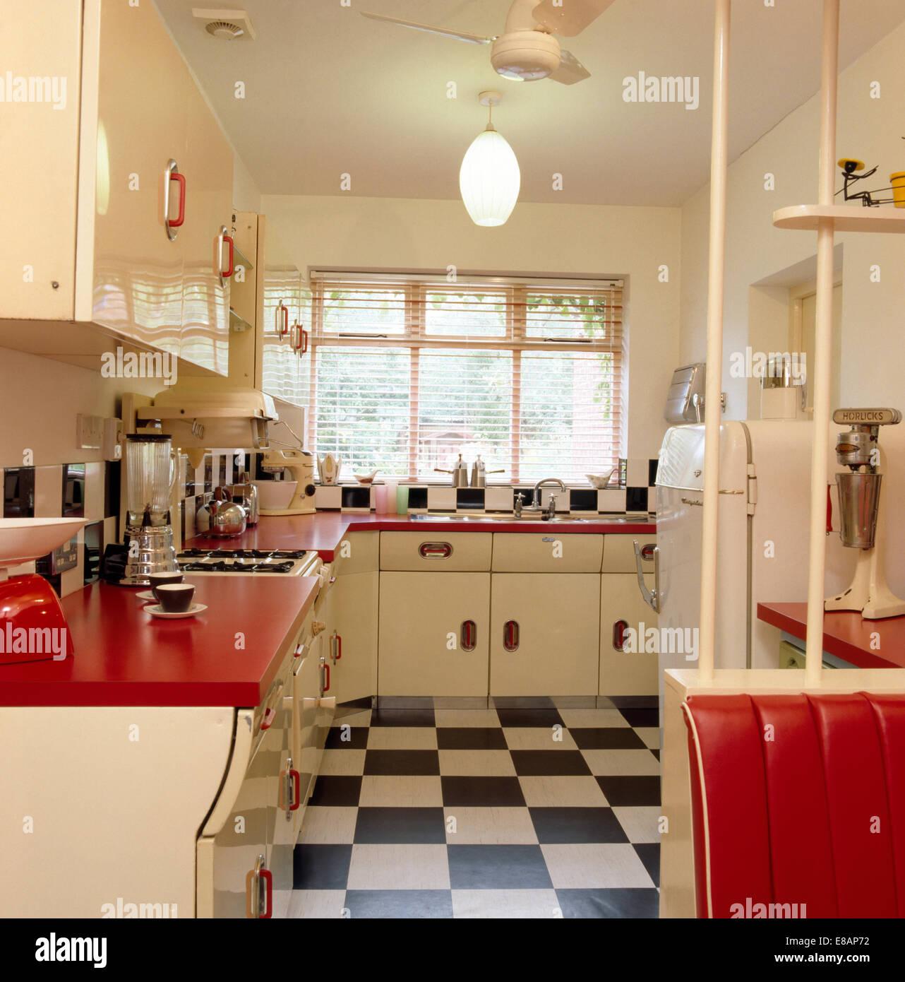 Küche 50er