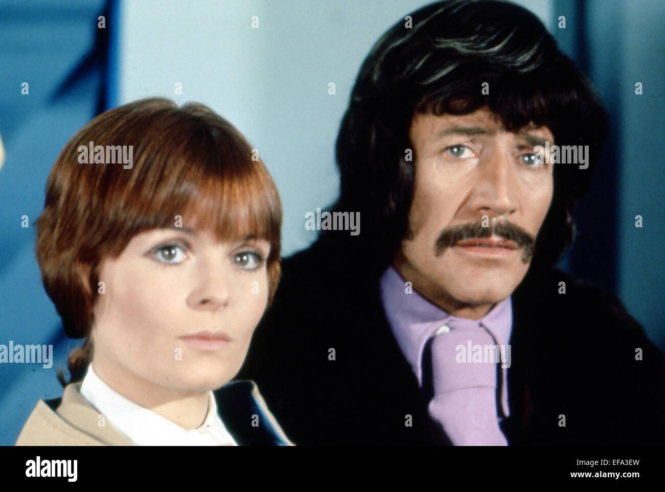 Küchenchefs Tv Now Peter Wyngarde Department S Stockfotos And Peter Wyngarde