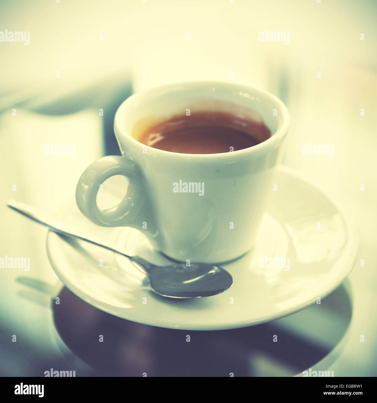 Tassen Mit Bild Espresso Stockfotos And Espresso Bilder Alamy
