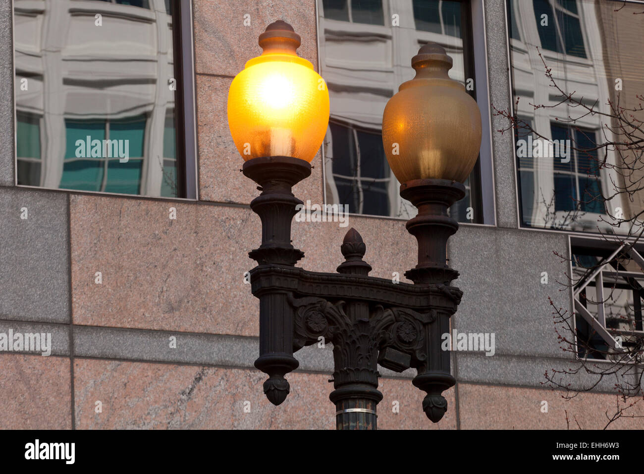Straßenlaterne Vintage Street Lamp Stockfotos And Street Lamp Bilder Alamy