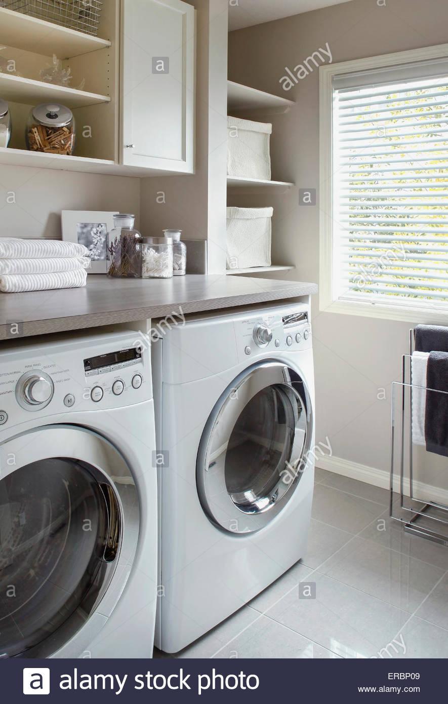 Küche Mit Waschmaschine Und Trockner | Waschmaschine In Der Küche ...
