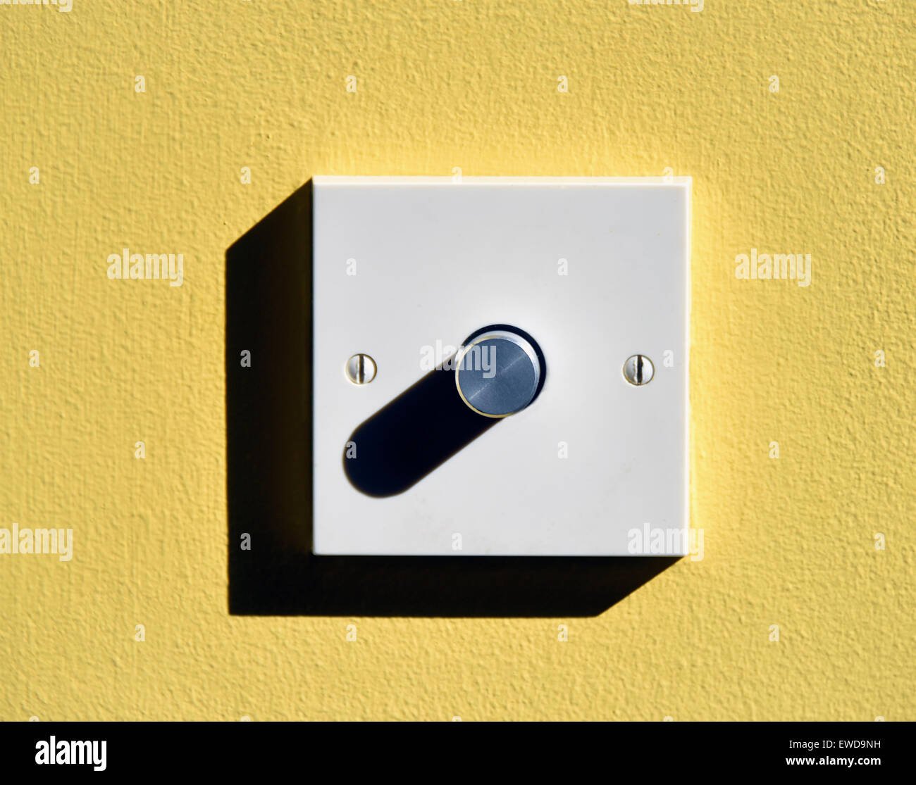 Dimmer Switch Dimmer Light Switch Stockfotos Dimmer Light Switch Bilder Alamy