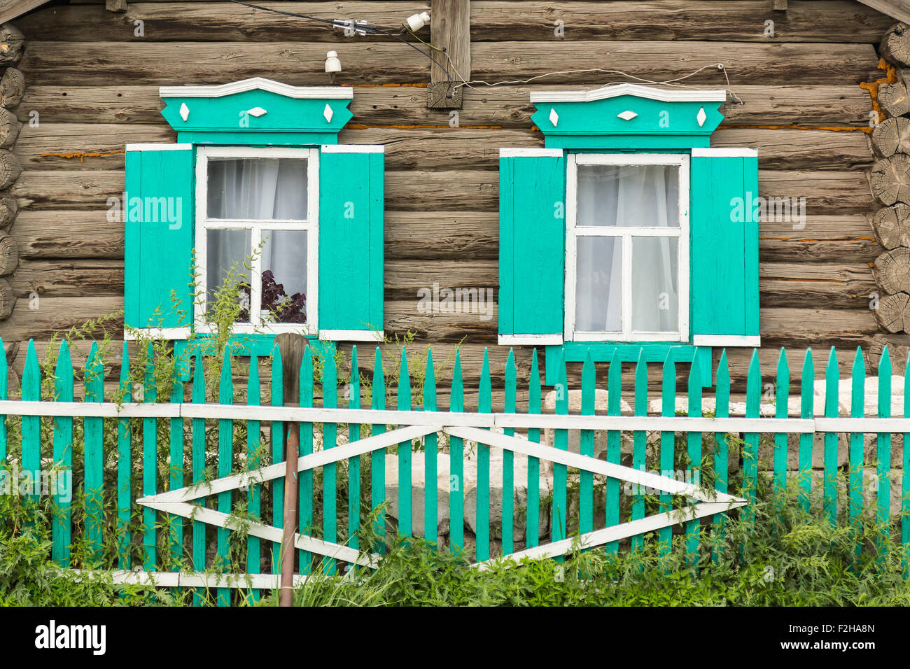 Russisches Holzhaus Russian House Stockfotos And Russian House Bilder Alamy