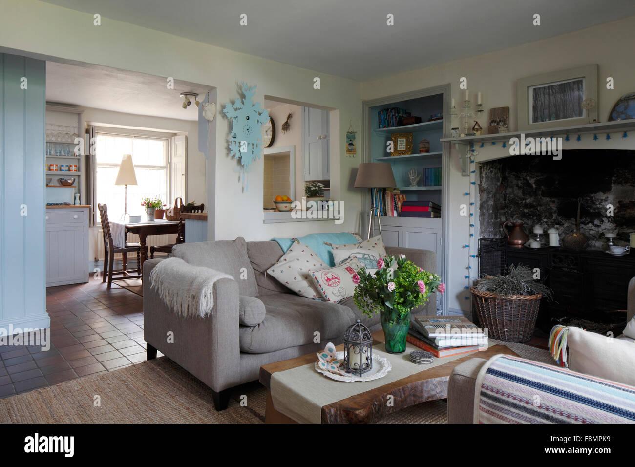 Küche Und Wohnzimmer | Offene Küche Mit Wohnzimmer Pro Contra Und 50 ...