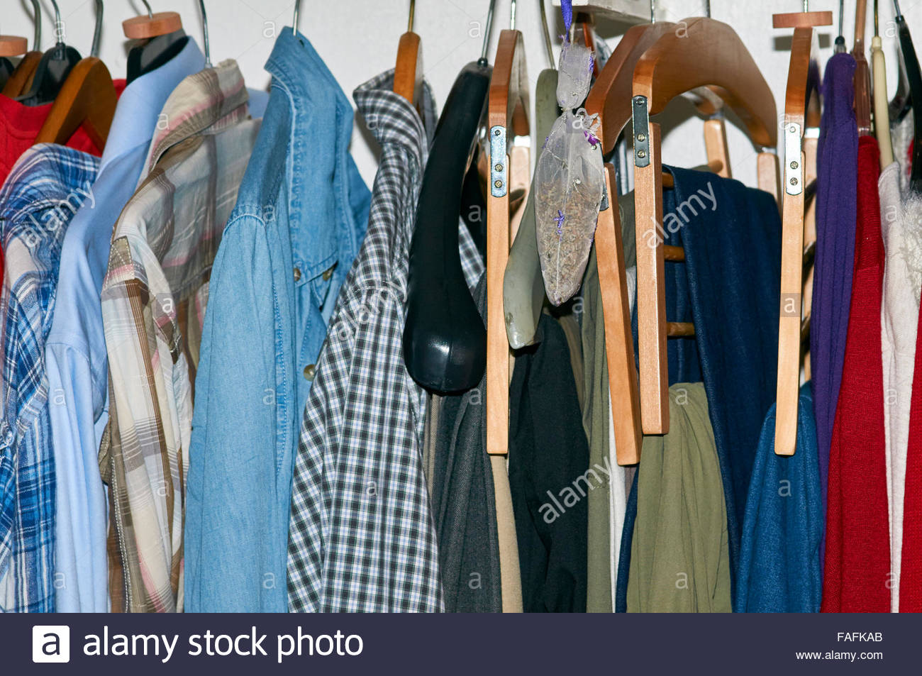 Hosen Kleiderbügel Ironed Stockfotos And Ironed Bilder Alamy