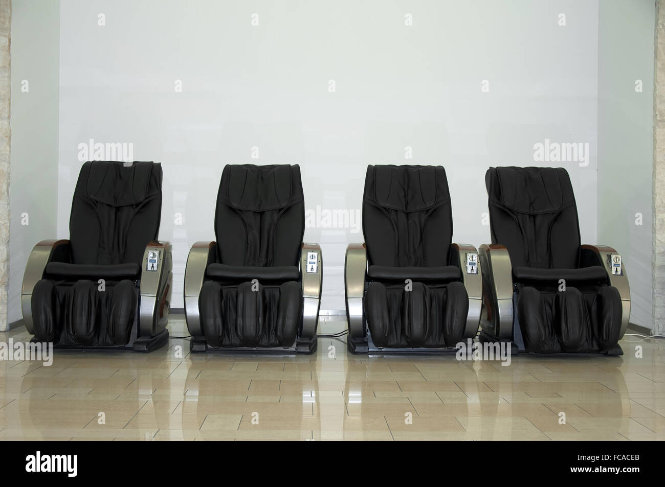 Japanische Massagesessel Massage Chairs Stockfotos Massage Chairs Bilder Alamy