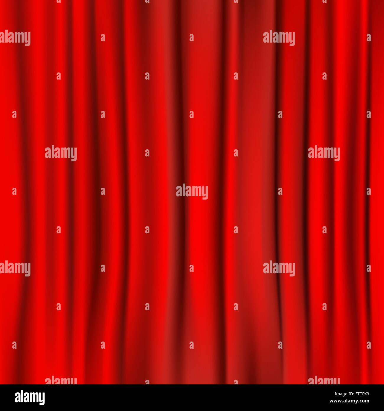 Roter Vorhang Theater Stage Red Curtain Vector Stockfotos And Theater