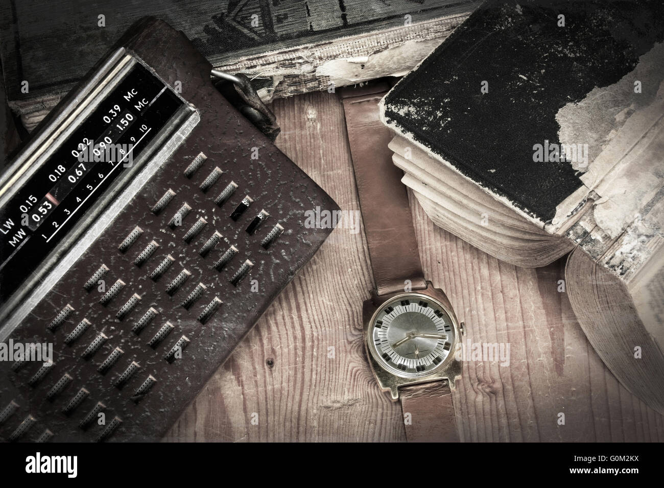 Altes Holz Radio Old Time Radio Stockfotos And Old Time Radio Bilder Alamy