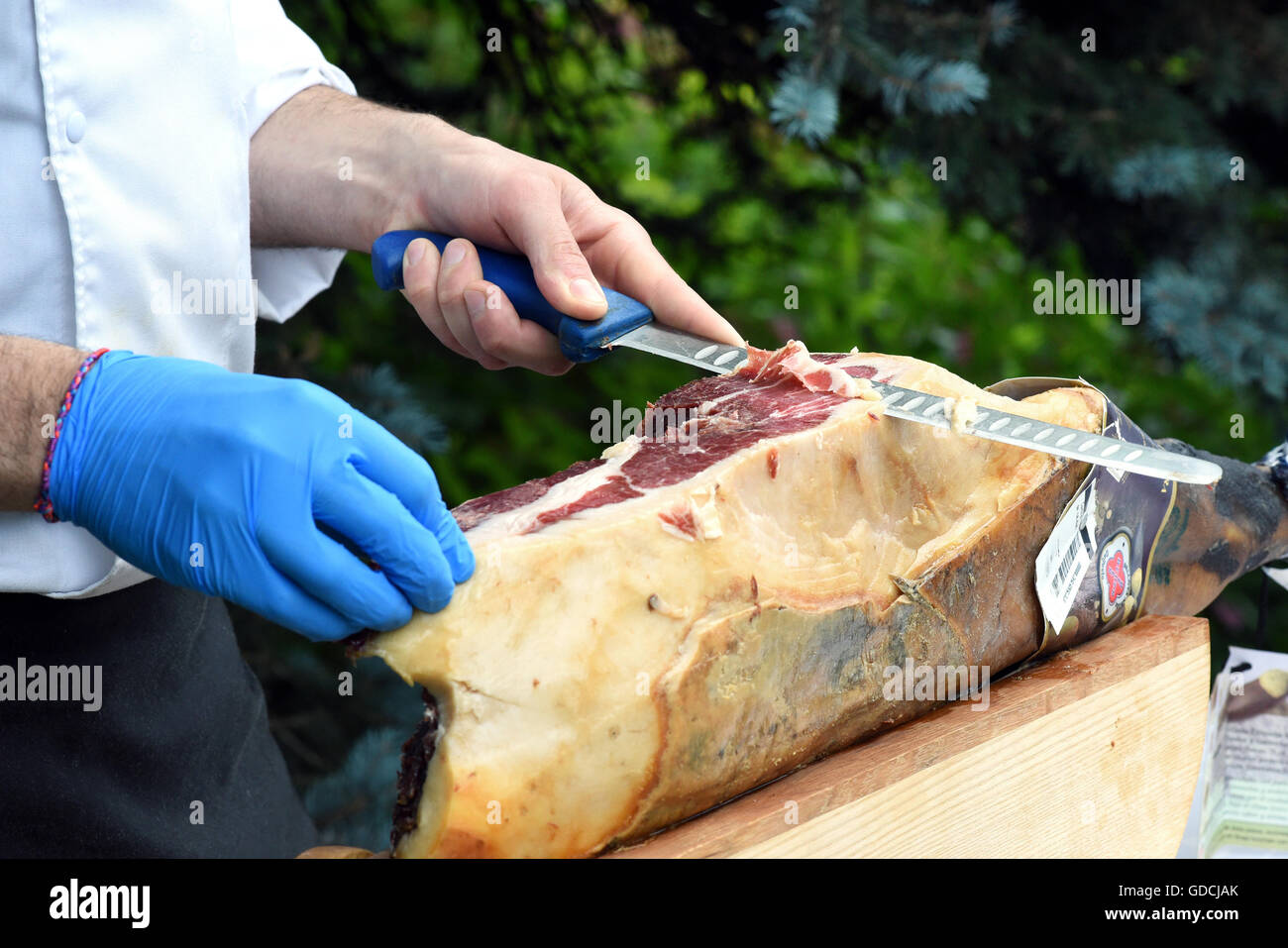 Junge Küche Catering Catering Stockfotos And Catering Bilder Alamy