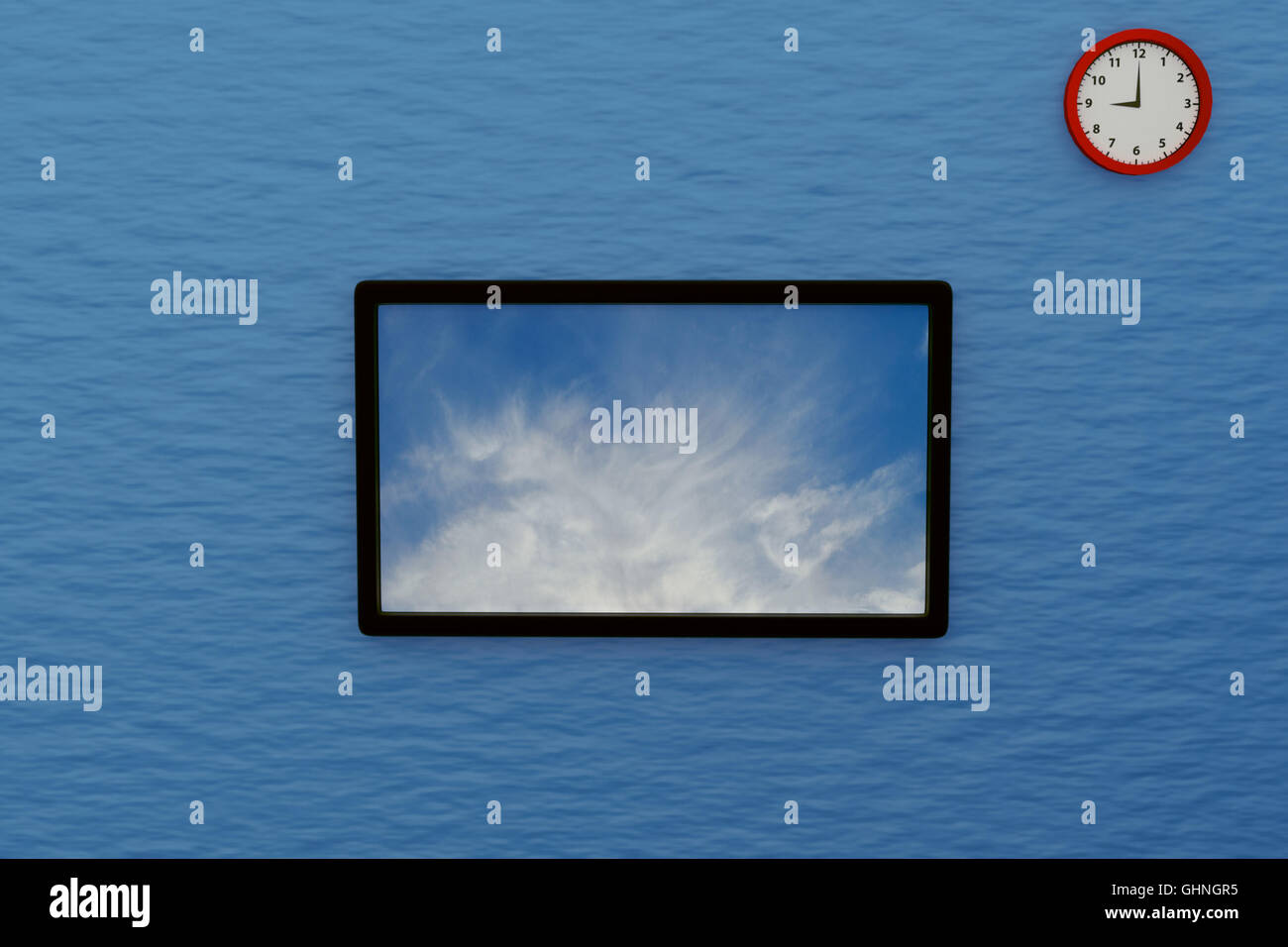 Fernseher Wand Hintergrund Tv Monitor Wall Stockfotos And Tv Monitor Wall Bilder Alamy