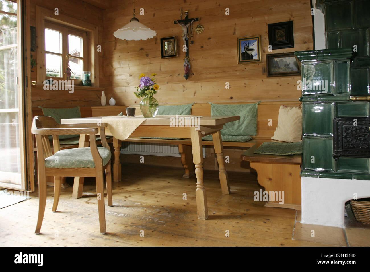 wohnraum kachelofen zimmer bauernstube kuche wohnraum