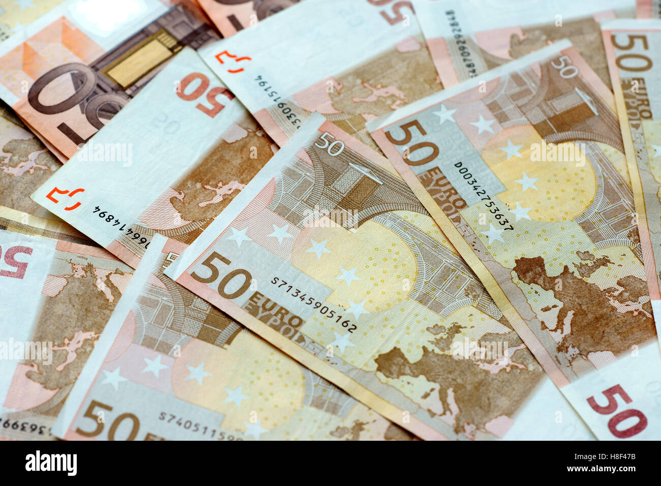50 Euro Schein Falten Frosch Folding Money Stockfotos Folding Money Bilder Alamy