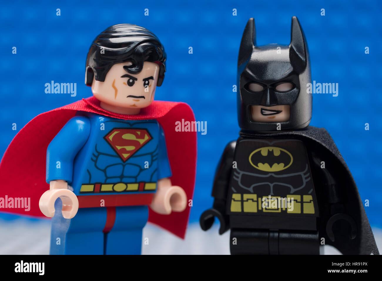 Lampada Lego Batman : Playmobil polizei hafen lego land stockfotos and lego land bilder