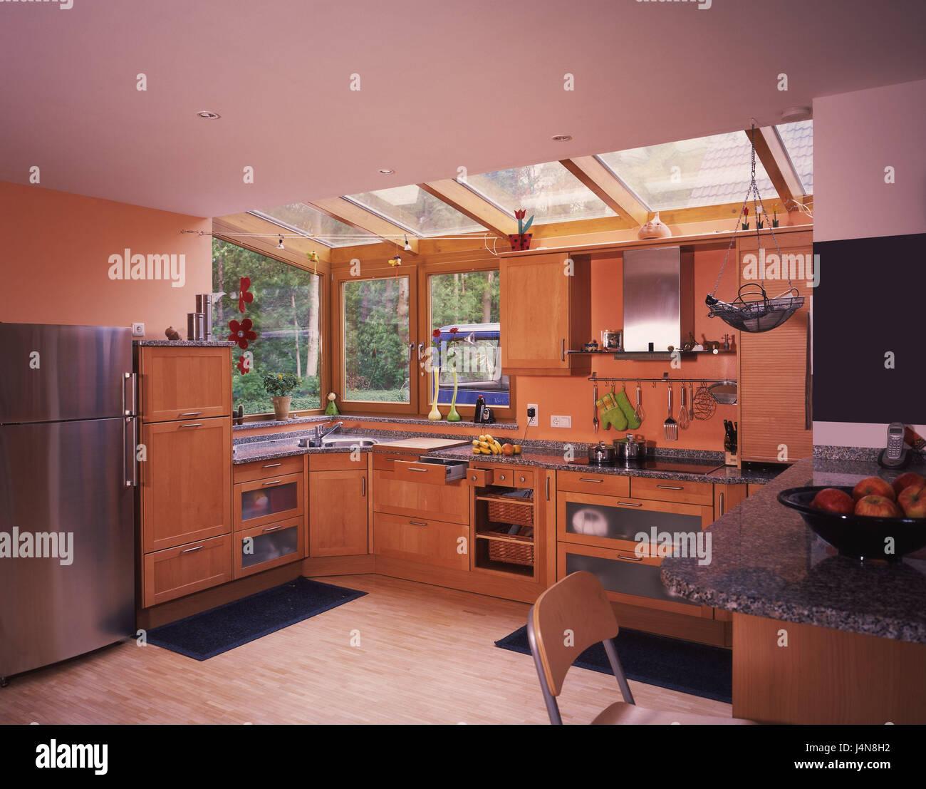 Vorhang Küche Modern