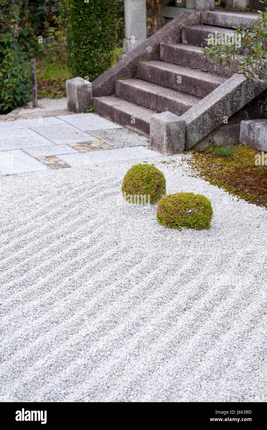 Steingarten Mit Granit Pic Wohndesign