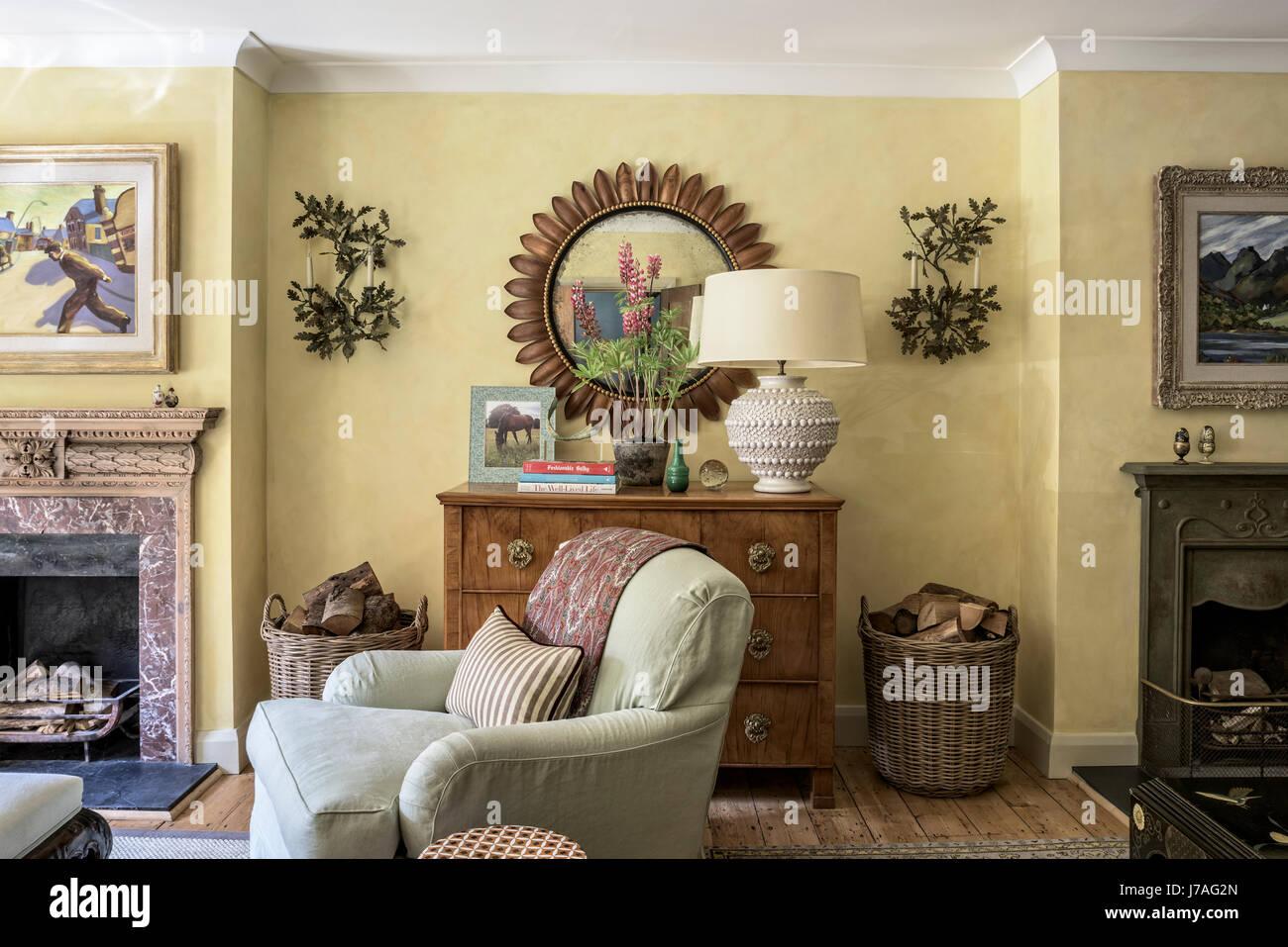 Sessel Im Englischen Stil Ledersessel Englischer Stil In Bezug