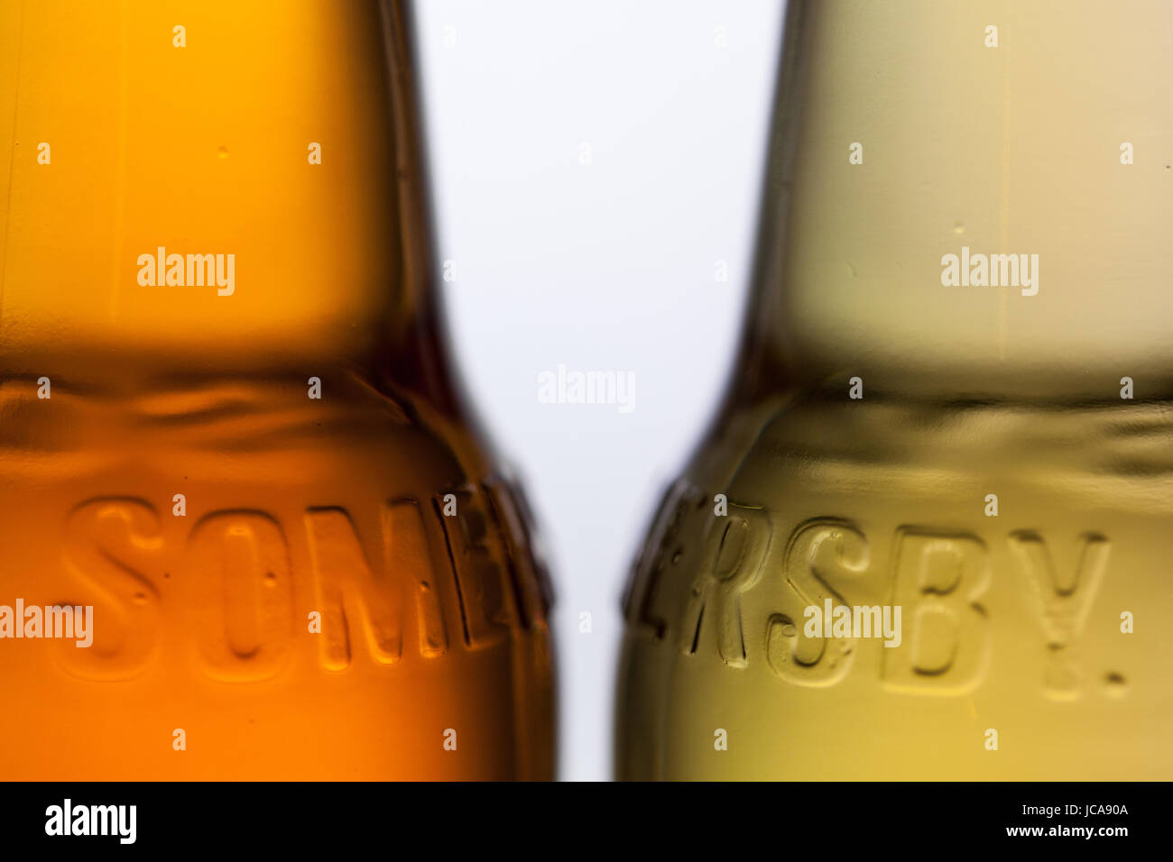 Was Ist Cidre Brewing Cider Stockfotos Brewing Cider Bilder Alamy