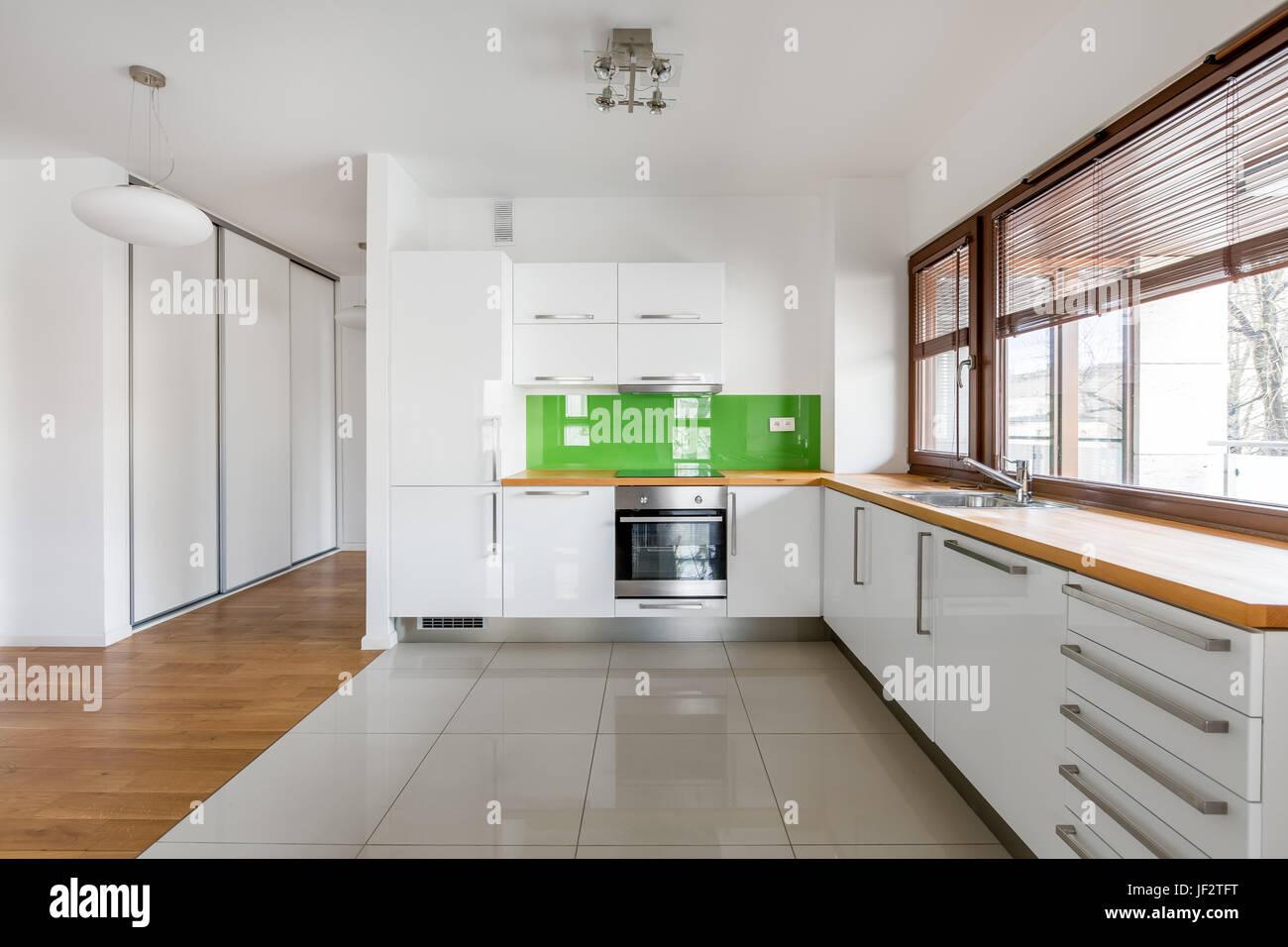 Licht In Der Küchenarbeitsplatte | Led Beleuchtung Küche Decke Haus ...