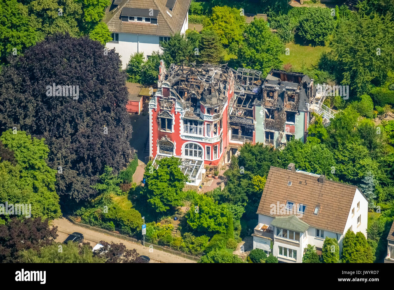 Fliesen Bad Pyrmont Jugendstilvilla Stockfotos And Jugendstilvilla Bilder Alamy