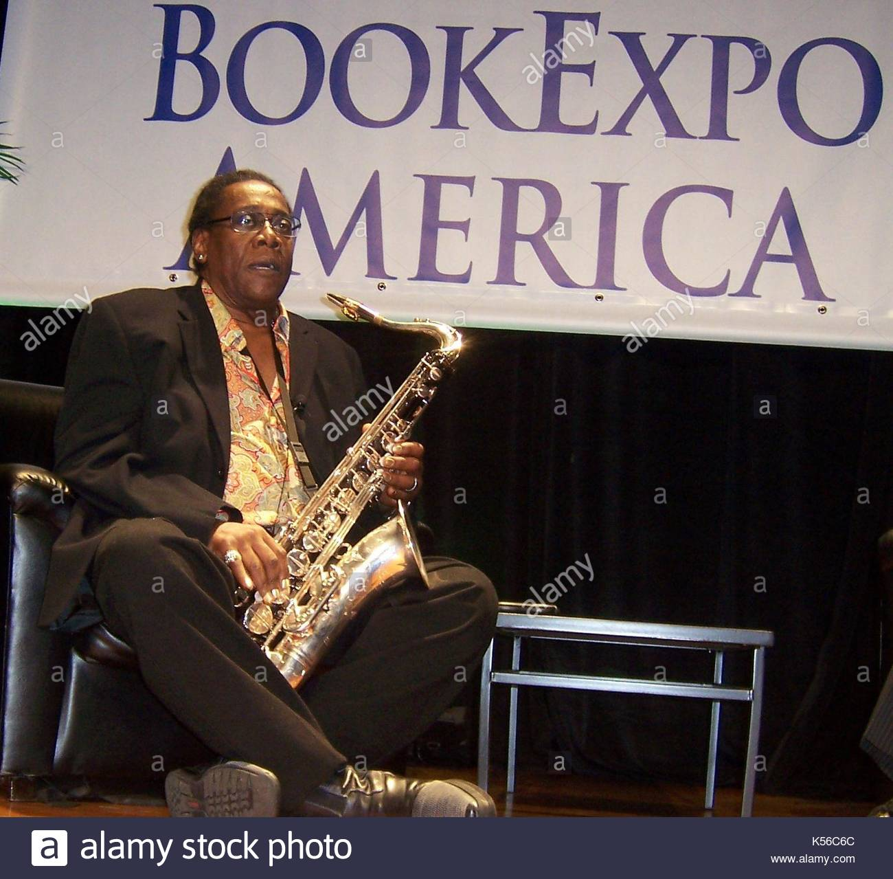 Big Wippe Clarence Clemons Am Book Expo America Wippe Steven Tyler Von