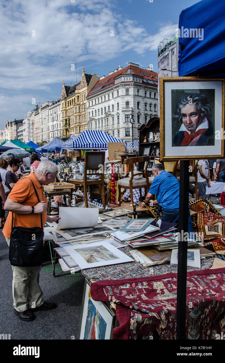 Antikmarkt Eschwege Flohmarkt Wagner De Beethoven In Wien Stockfotos Beethoven In Wien Bilder Alamy