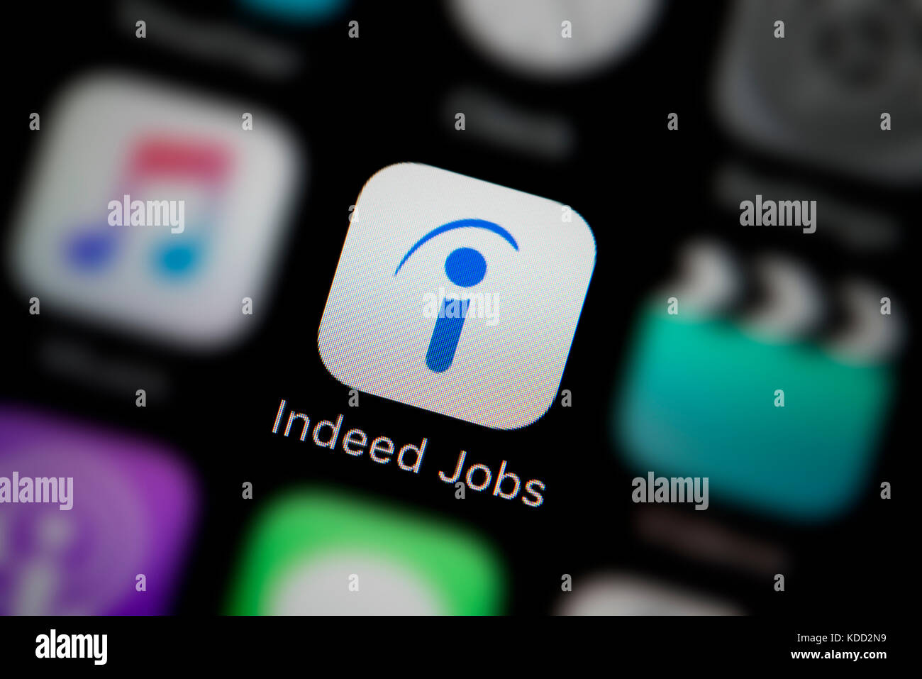Arbeitsagentur Indeed Berufe Stockfotos Berufe Bilder Alamy