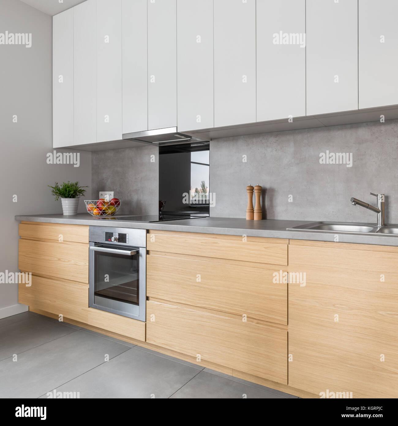 Stahl Kuchenarbeitsplatte Arbeitsplatte Bfuhp Ductal Beton Kuchen