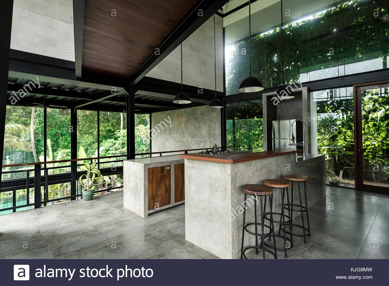 Minimalistische Häuser   Neue Design Klassiker Einfache Haus ...