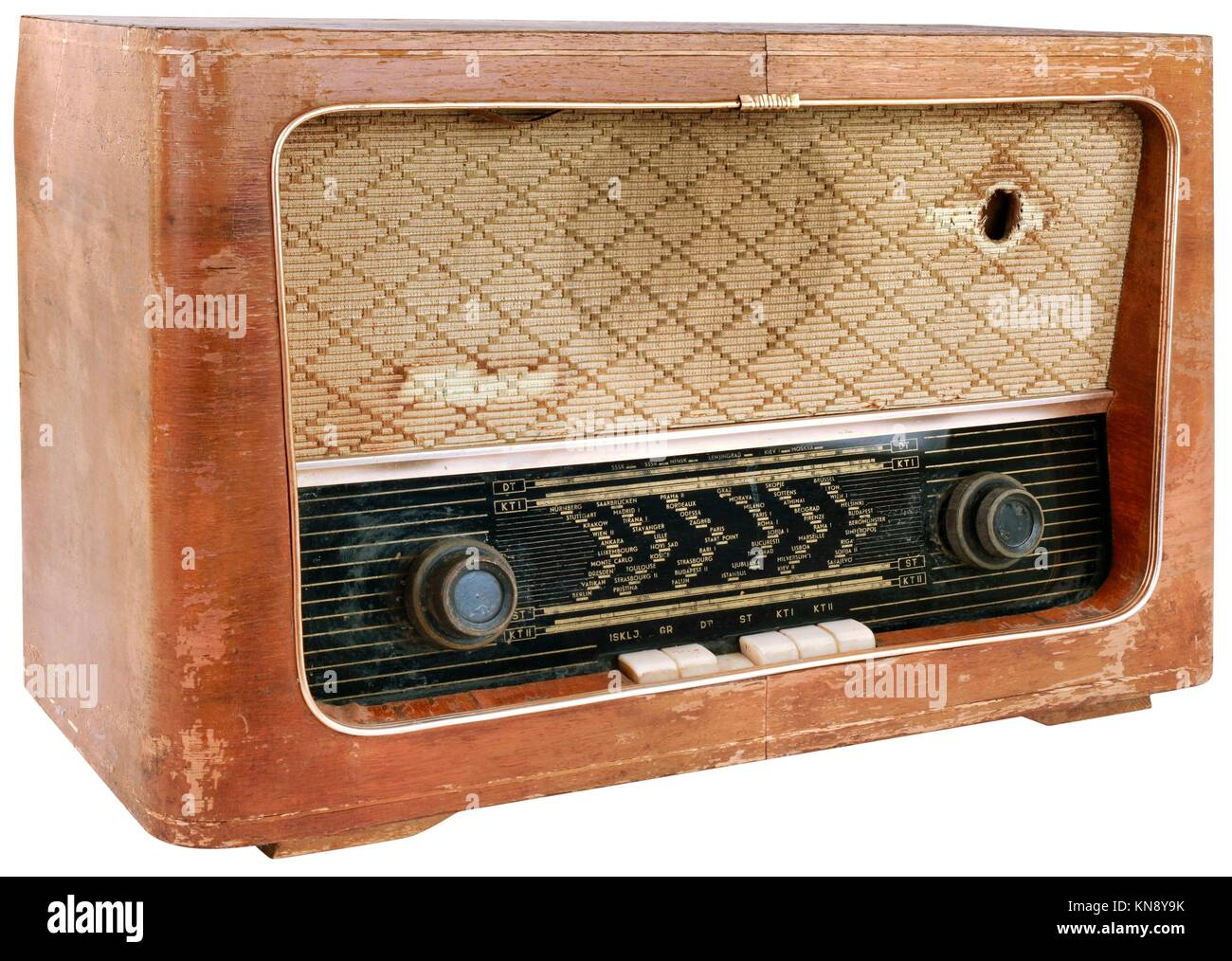 Altes Holz Radio Obsolete Stockfotos And Obsolete Bilder Alamy