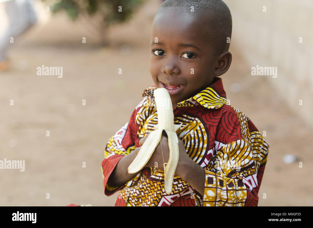 Afro Amerikanische Küche African American Black Banana Stockfotos And African