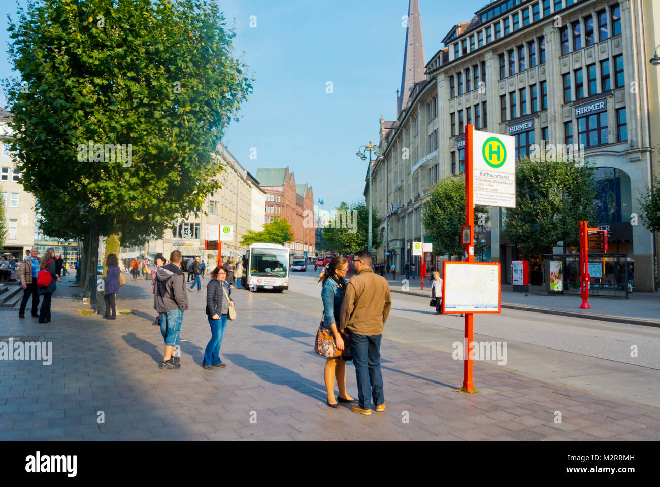 Bus Lübeck Berlin Bus Stop German Germany Stockfotos And Bus Stop German