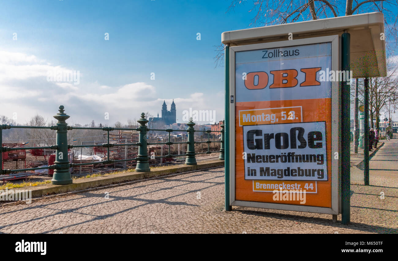 Obi Market Stockfotos Bilder Alamy