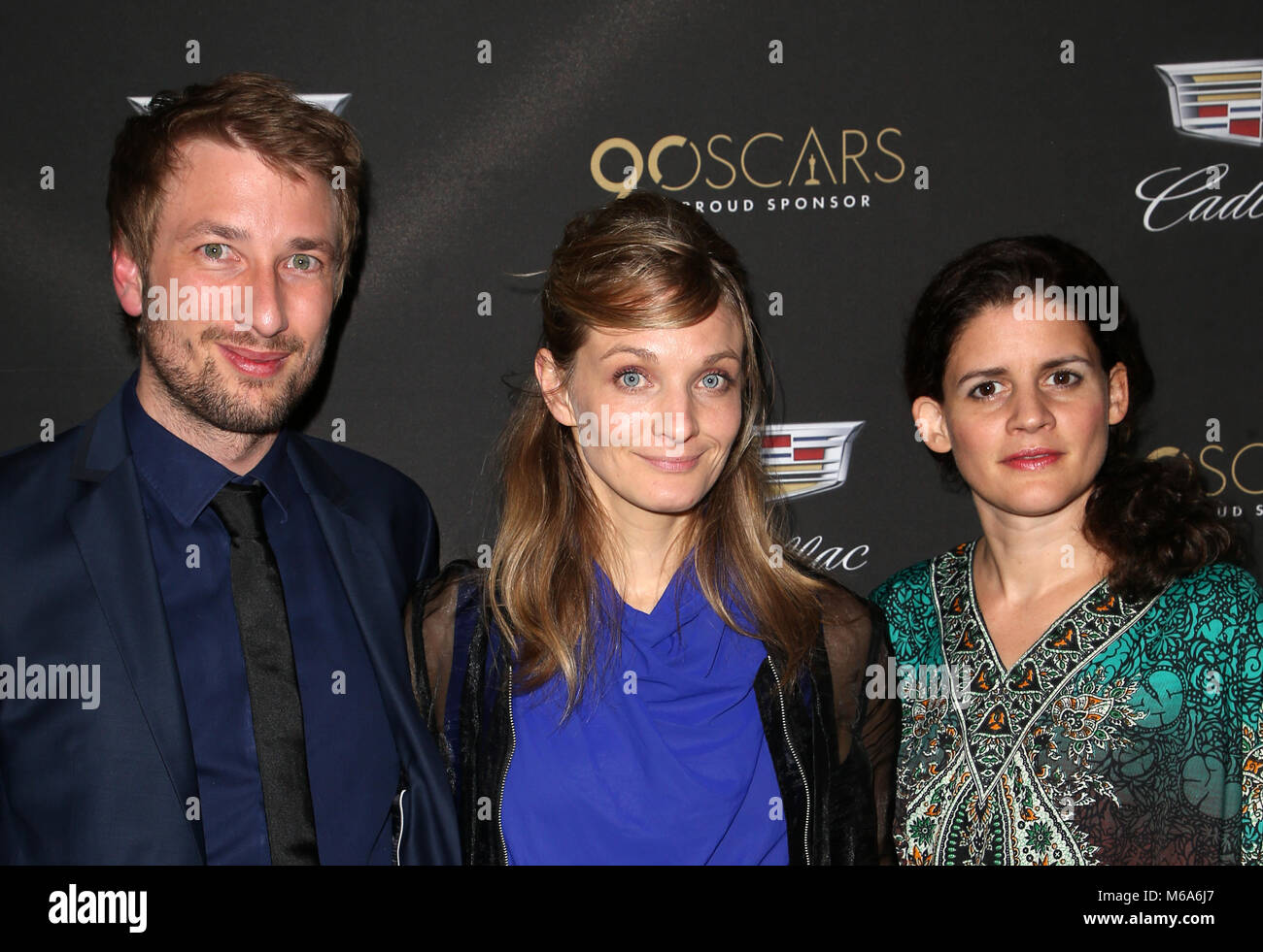 Benrath Roter Teppich West Hollywood Ca 1 Mär 2018 Julia Drache Tobias Rosen Katja