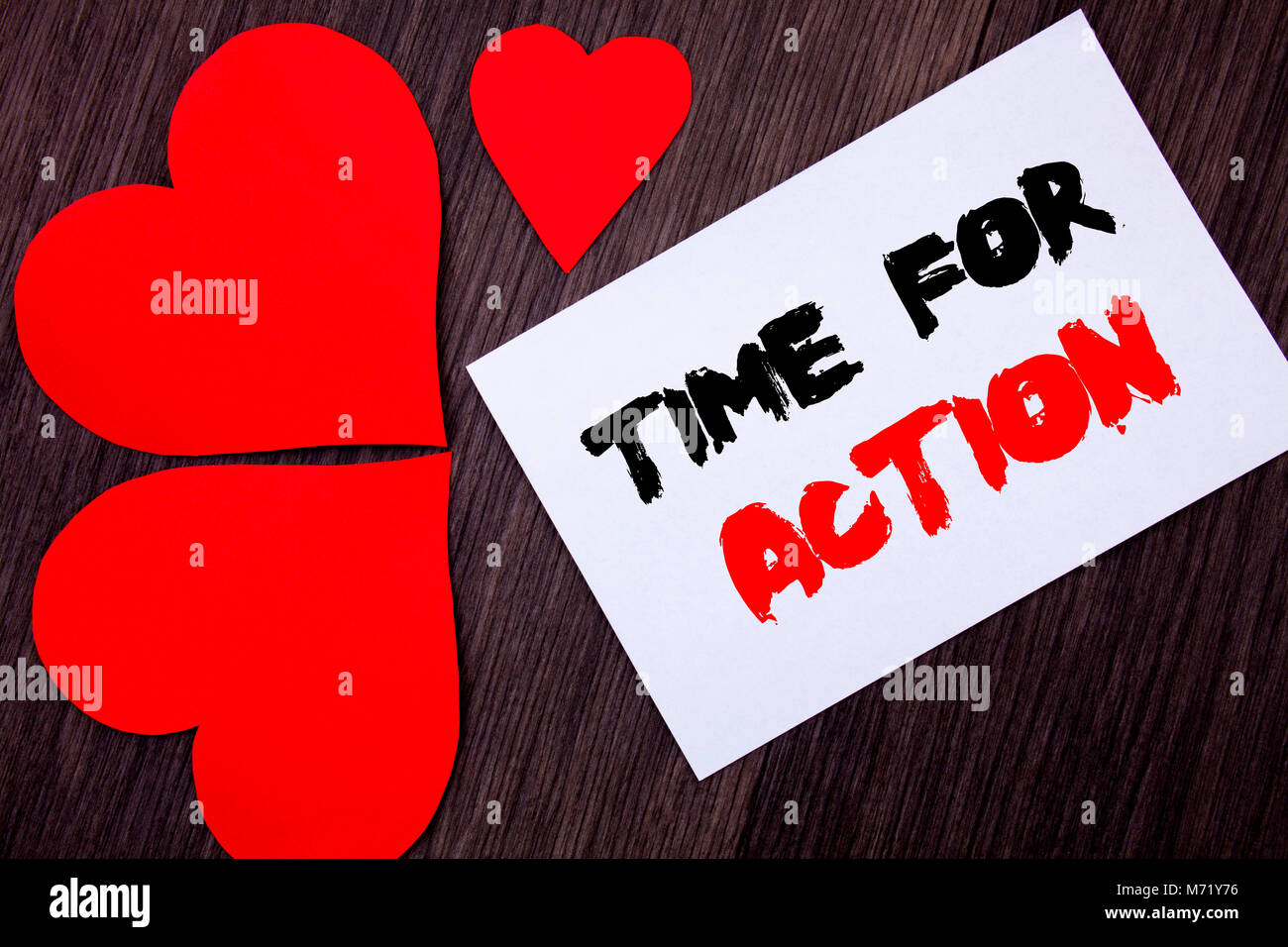 Patroonpapier Action Ready Action Written On Paper Stockfotos Ready Action Written On
