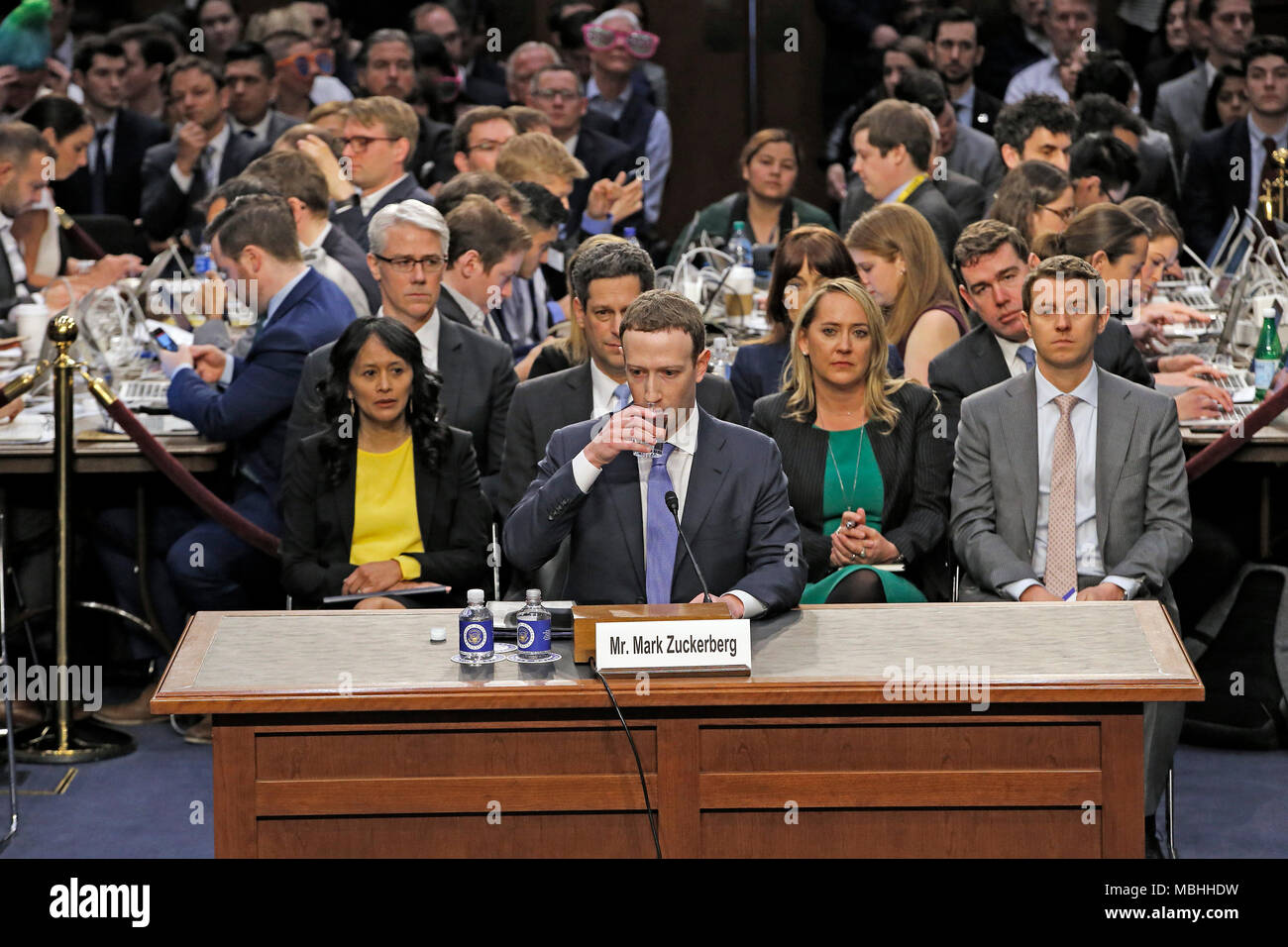 Die Kanzlei Tv Serie 2017 Crew United Facebook Ceo Stockfotos Facebook Ceo Bilder Alamy