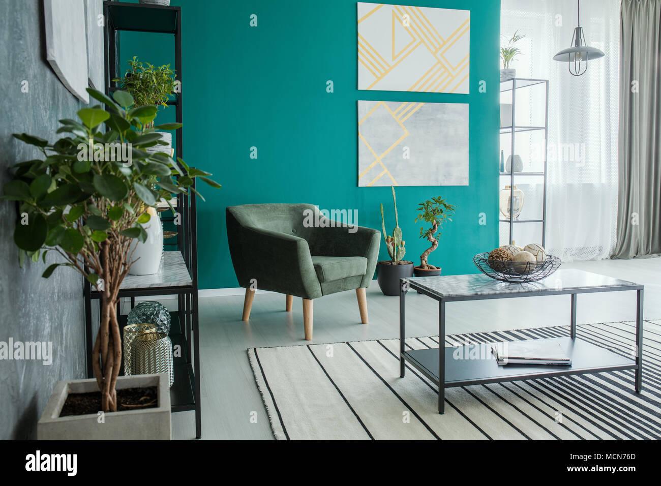 Grün Grau Wohnzimmer | Braun Ideen Rot Farbe Graue Sofa Couch Grun ...