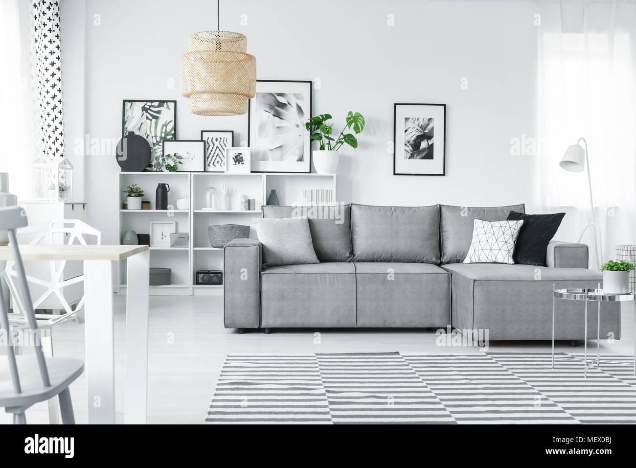 Wohnung Einrichten Skandinavischer Stil Kuche Skandinavischer Stil