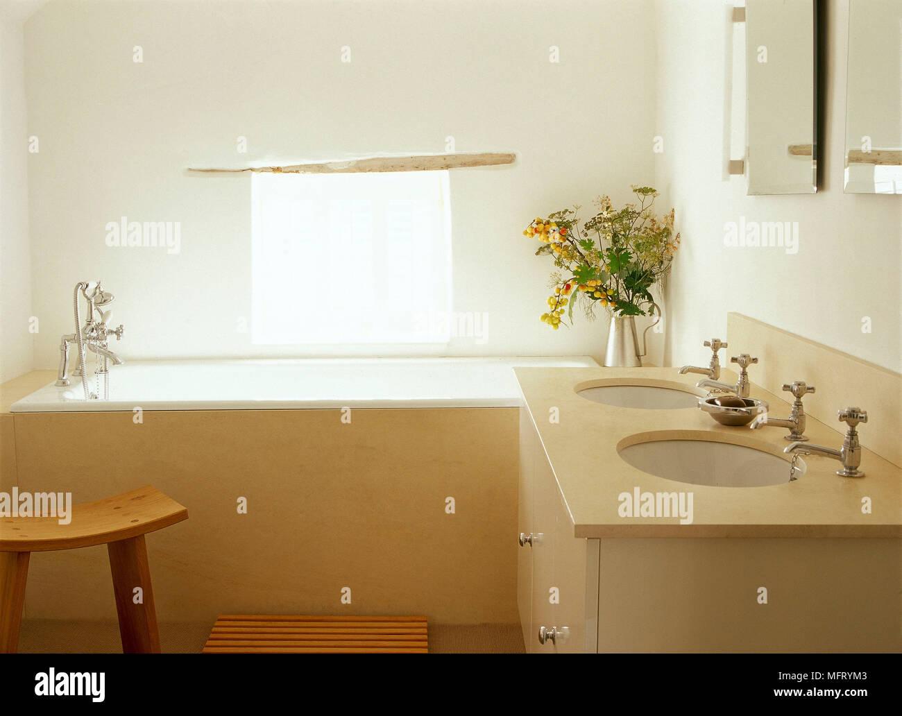 Badezimmer Doppelwaschbecken | Doppelwaschbecken Bilder Ideen Couch