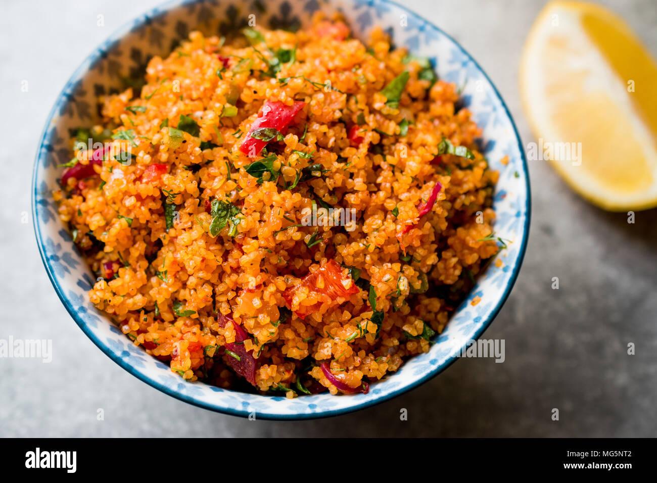 Türkische Küche Rezepte Kisir | Türkische Küche Rezepte Youtube