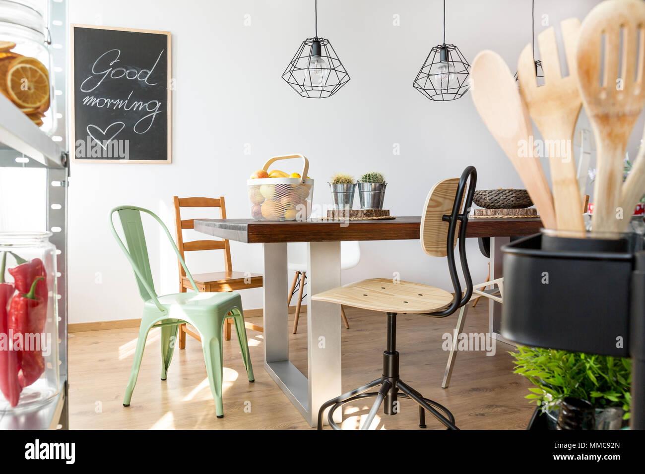 Kuche Mit Esszimmer Kombinieren Trennwand Zwischen Kuche Wohnzimmer