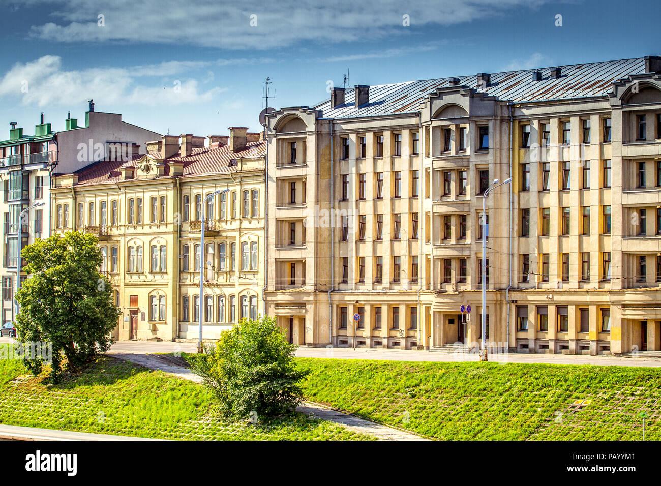 Franzosischer Balkon Retro Franzosisch Beeinflusst Stockfotos
