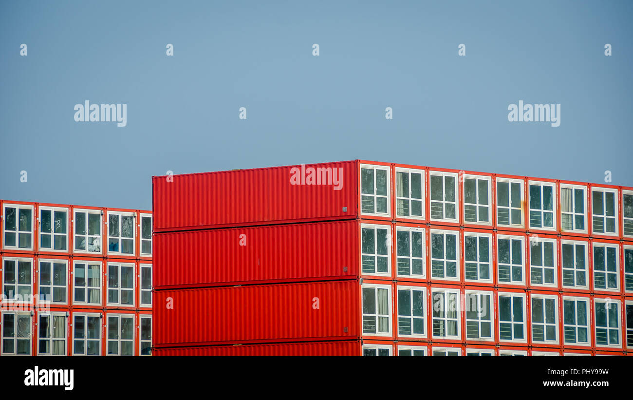 Container Haus Bilder Shipping Container House Stockfotos Shipping Container House