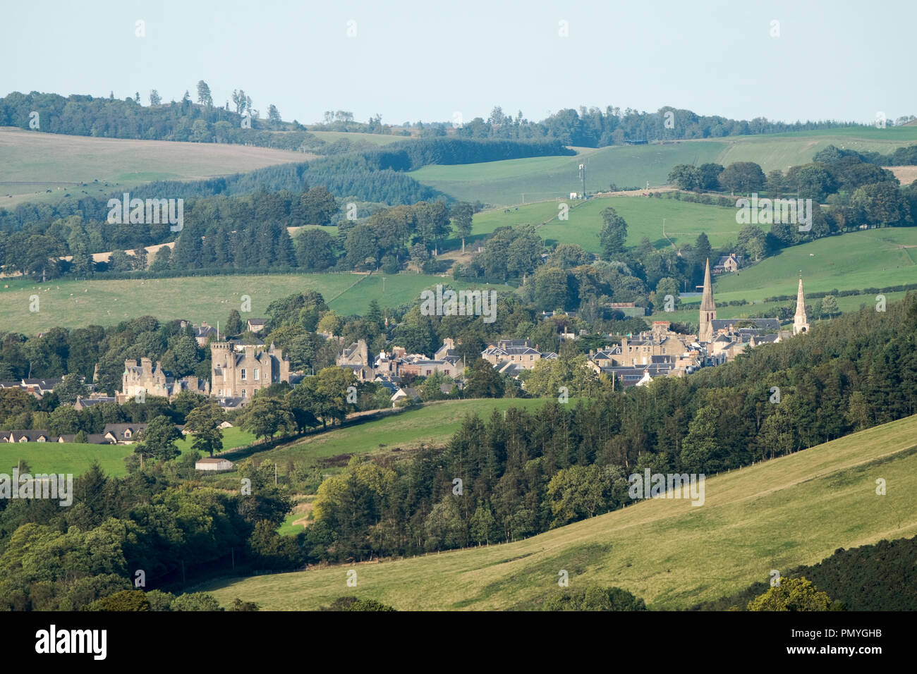 Steckdose Schottland Selkirk Scotland Stockfotos And Selkirk Scotland Bilder Alamy
