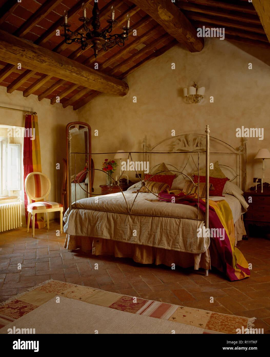 Schlafzimmer Ideen Italienisch | Moderne Barock Schlafzimmer