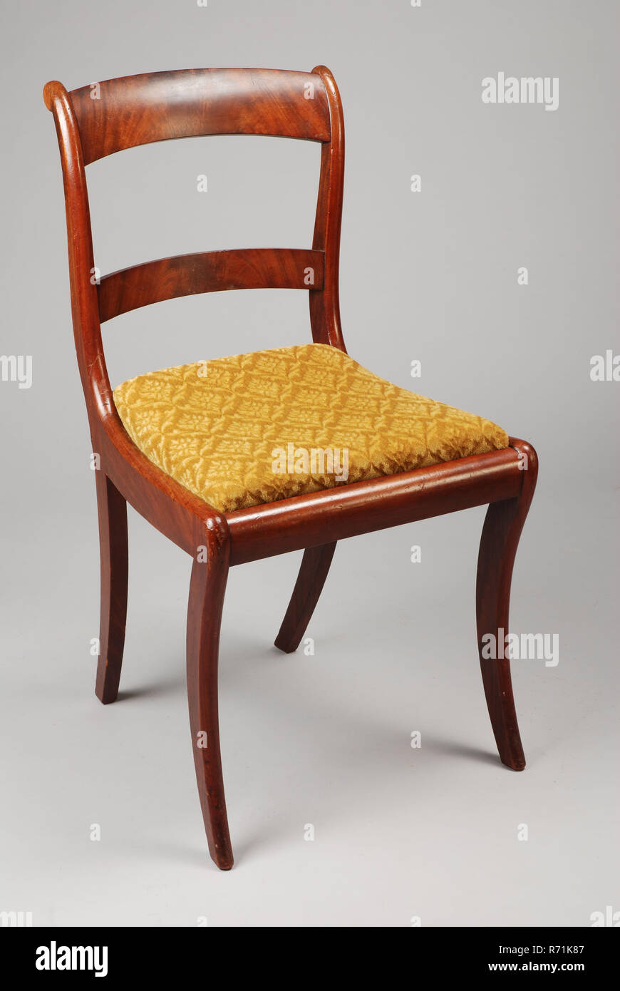 Sessel Kirschholz Biedermeier Chair Stockfotos Biedermeier Chair Bilder Alamy