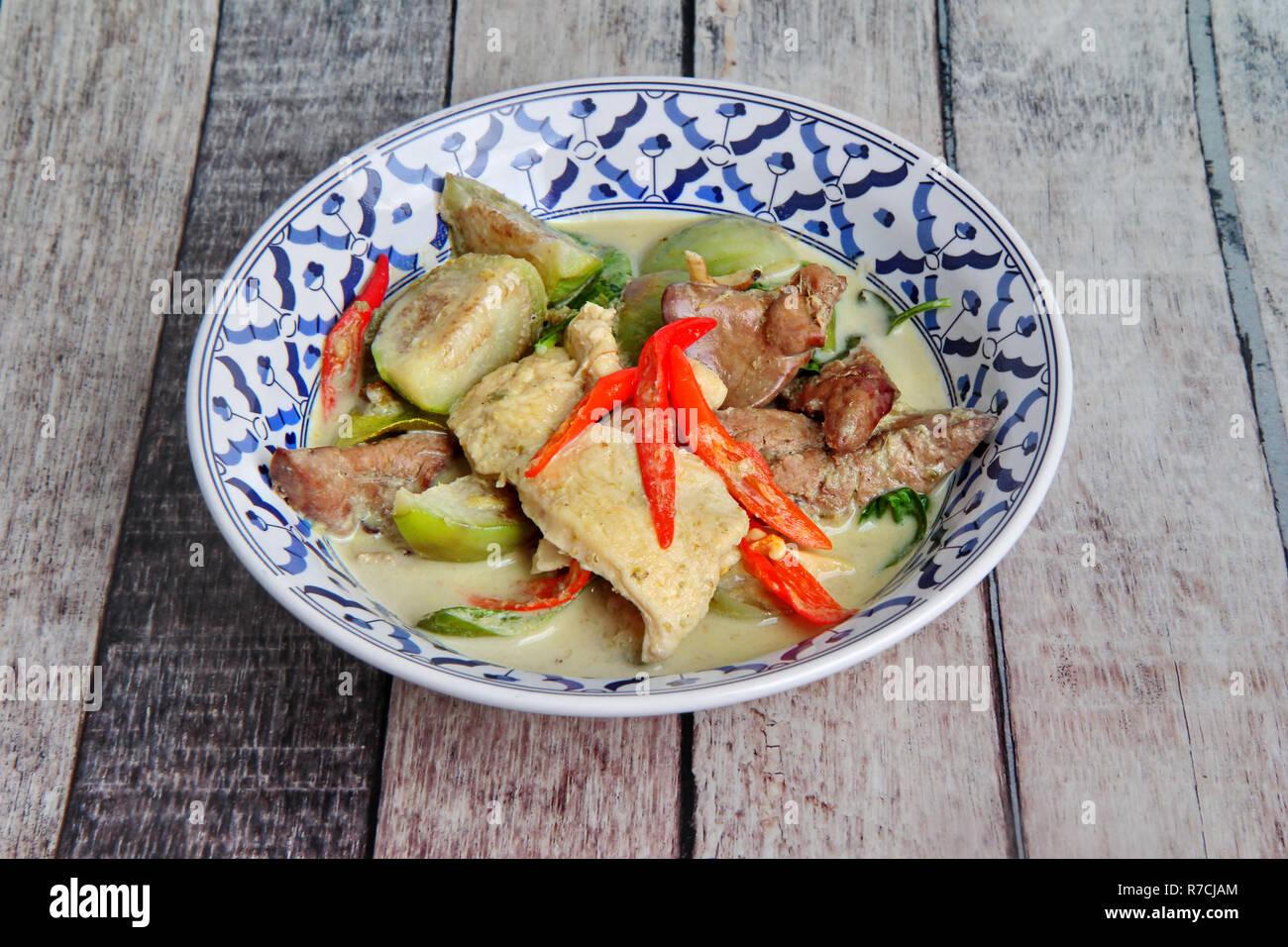Thai Küche Rezepte Kokosmilch