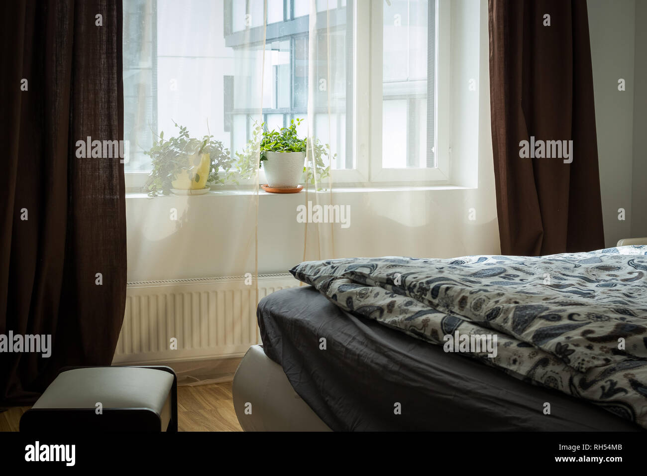 Loft Wohnung Gardinen | Loft City Möbel